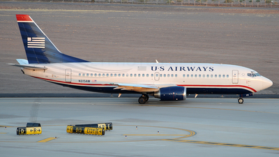 N315AW - Boeing 737-3S3 - US Airways
