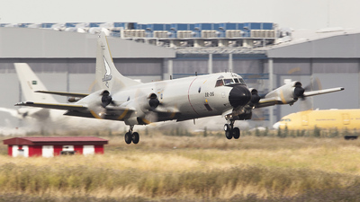 P.3B-12 - Lockheed P-3M Orion - Spain - Air Force