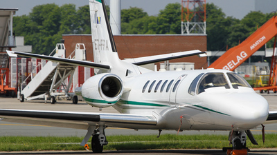 E7-FRA - Cessna 550B Citation Bravo - Private