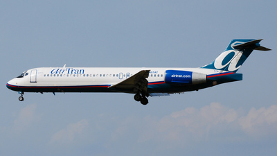 N607AT - Boeing 717-231 - airTran Airways