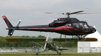 F-GFEX - Eurocopter AS 355F1 TwinStar - Private