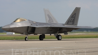 03-4049 - Lockheed Martin F-22A Raptor - United States - US Air Force (USAF)