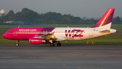 HA-LWA - Airbus A320-232 - Wizz Air