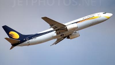 VT-JNX - Boeing 737-85R - Jet Airways Konnect