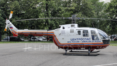 RF-32760 - MBB Bo105 - Russia - Ministry for Emergency Situations (MChS)