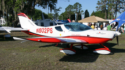 N802PS - Piper Sport P-100 - Private