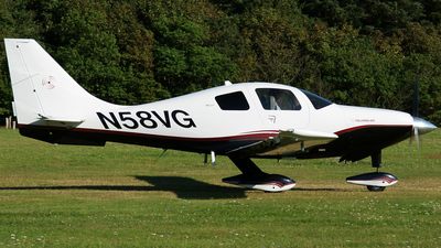 N58VG - Columbia 400 - Private