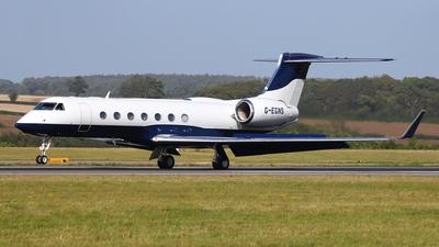 G-EGNS - Gulfstream G550 - Ocean Sky Aviation