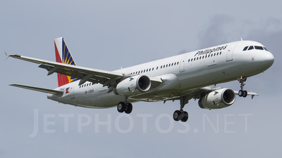 RP-C9901 - Airbus A321-231 - Philippine Airlines