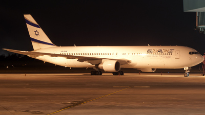 4X-EAK - Boeing 767-3Q8(ER) - El Al Israel Airlines