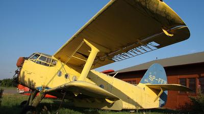 SP-FFB - PZL-Mielec An-2R - Aero Club - Poznanski