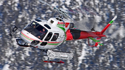 A picture of FHSBH - Airbus Helicopters H125 - [7516] - © BAHEU romain