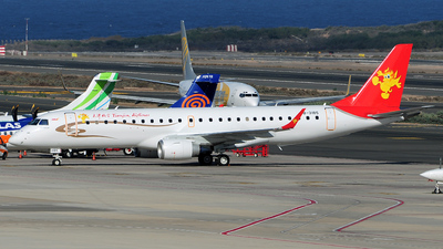 B-3185 - Embraer 190-100LR - Tianjin Airlines