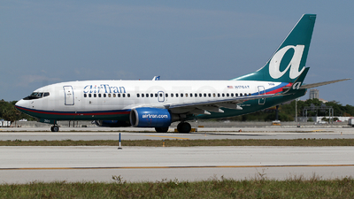 N176AT - Boeing 737-76N - airTran Airways