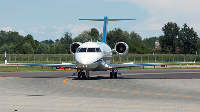 I-WISH - Bombardier CL-600-2B16 Challenger 604 - Air Four