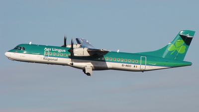 EI-REO - ATR 72-212A(500) - Aer Lingus Regional (Aer Arann)