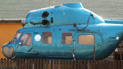 HA-BGC - Mil Mi-2 Hoplite - Private