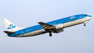 PH-BDR - Boeing 737-406 - KLM Royal Dutch Airlines