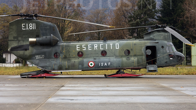 MM80833 - Boeing CH-47C Chinook - Italy - Army