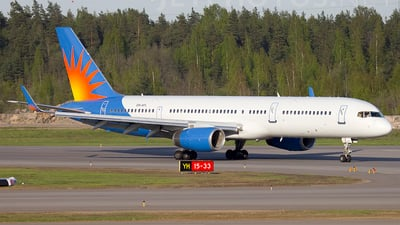 OH-AFL - Boeing 757-204 - Air Finland