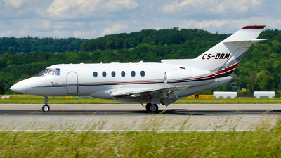 CS-DRM - Raytheon Hawker 800XP - NetJets Europe