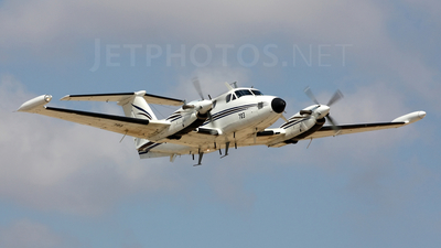 703 - Beechcraft B200CT Zufit 3 - Israel - Air Force