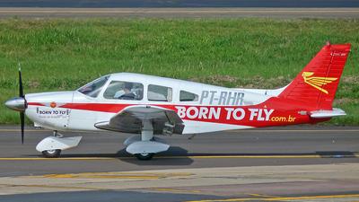 PT-RHR - Embraer EMB-712 Tupi - Born to Fly - Escola de Aviação Civil