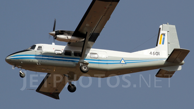 4501 - Harbin Y-12 IV - Myanmar - Air Force