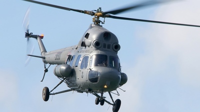 5830 - PZL-Swidnik Mi-2 Hoplite - Poland - Army