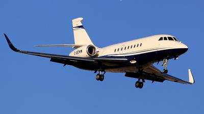 C-GENW - Dassault Falcon 2000EX - Private