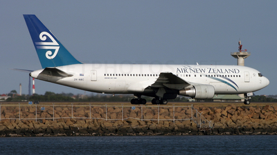 ZK-NBC - Boeing 767-219(ER) - Air New Zealand