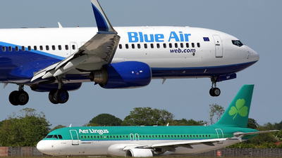 YR-BIF - Boeing 737-8Q8 - Blue Air