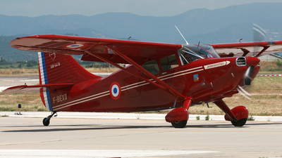 F-BEXD - Stinson 108-3 Voyager - Private