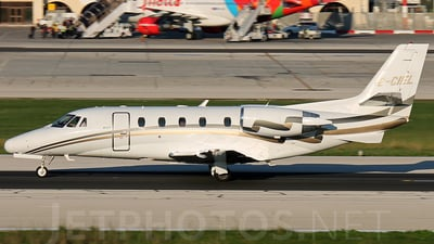 G-CIEL - Cessna 560XL Citation Excel - London Executive Aviation