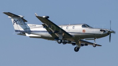 I-LOAN - Pilatus PC-12/45 - Interfly