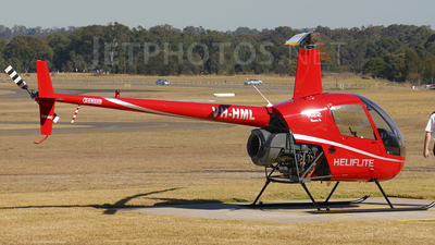 A picture of VHHML - Robinson R22 - [2594] - © Craig Murray