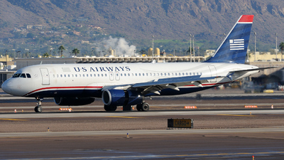 N647AW - Airbus A320-232 - US Airways