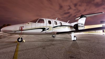 N828PA - Eclipse 500 - Private