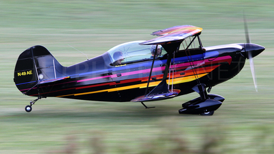 A picture of N49AE - Amateur Christian Eagle II - [COOPER 0001] - © Peter Menner