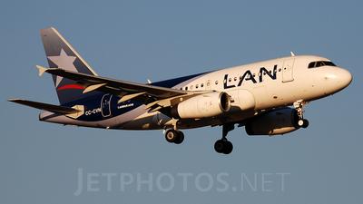 CC-CVN - Airbus A318-121 - LAN Airlines