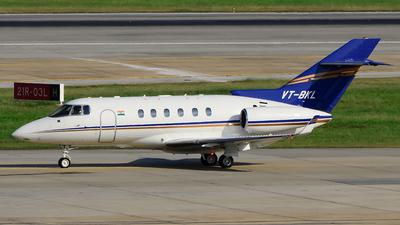 A picture of VTBKL - Hawker 900XP - [HA0103] - © Teerawut_W