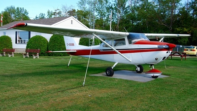 A picture of CGGSB - Cessna 172E Skyhawk - [17250916] - © Ben Clark