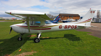 A picture of GBPOS - Cessna 150M - [15075905] - © KEVIN ROWETT