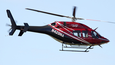 N429NA - Bell 429 Global Ranger - Private