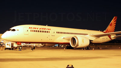 N1015B - Boeing 787-8 Dreamliner - Air India