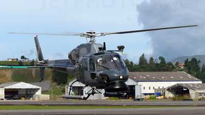 ARC-203 - Eurocopter AS 555 Fennec - Colombia - Navy