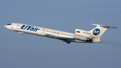 RA-85808 - Tupolev Tu-154M - UTair Aviation