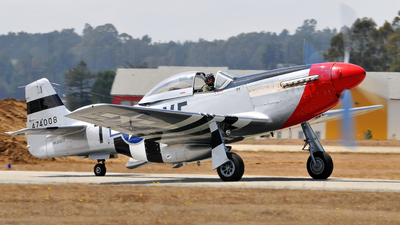 NL510TT - North American P-51D Mustang - Private