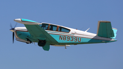 A picture of N8939U - Beech S35 Bonanza - [D7924] - © Paul Chandler