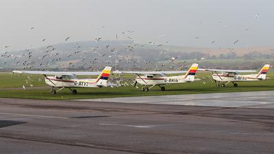 EGKA - Airport - Ramp